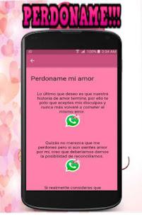 Perdóname Mi Amor Frases De Amor Gratis Aplikacje W Google Play
