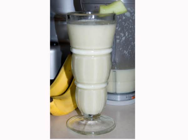 Honeydew Ginger Smoothie Recipe