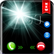 Flash Alerts On Call && SMS - Ringing Flashlight