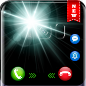 Flash Alerts On Call & SMS - Ringing Flashlight