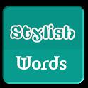 Stylish Words    Stylish Text & Cool Arts icon