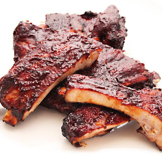 Barbecue Ribs.