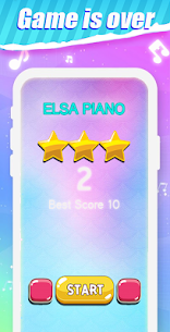 Piano Tiles Elsa Game – Let It Go 4