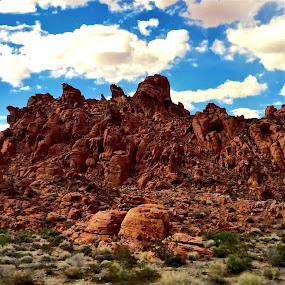 Valley of Fire by Lori Nordlund - Instagram & Mobile iPhone
