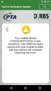 Device Verification System (DVS) – DIRBS Pakistan 5
