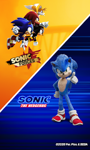 Sonic Forces Capture d'écran