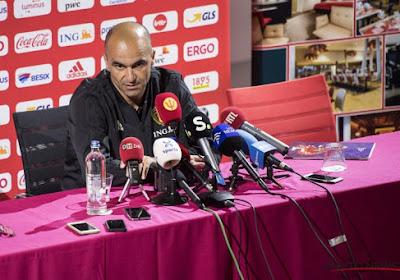 """Roberto Martinez : """"Je ne veux pas que les fans s'inquiètent"""""""