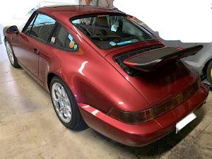 911 964 carrera4・1990年式のカスタム事例画像 すすむ@964さんの2021年04月24日21:51の投稿