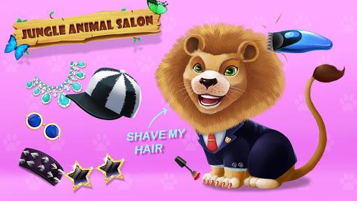 ud83eudd81ud83dudc3cJungle Animal Makeup 3.0.5017 screenshots 18