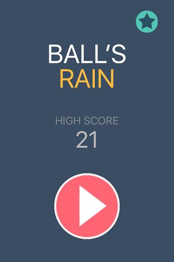 Ball's Rain