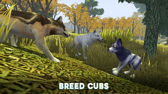 Wolf Tales – Home & Heart Mod Apk Download For Android and Iphone 8