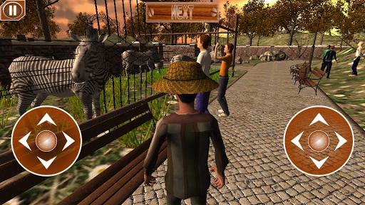 真实 动物园 旅 游戏