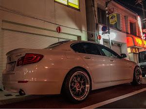 5シリーズ セダン active hybrid 5シリーズ f10のカスタム事例画像 やまけん39(BMW f10)さんの2019年09月17日19:41の投稿
