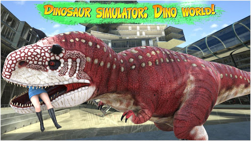 Dinosaur Simulator: Dino World  screenshots 1