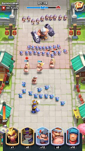 Rapid Clash 14.8 screenshots 2