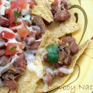 The Pioneer Womans Cowboy Nachos & Homemade Pico De Gallo
