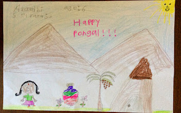 Photo: Anandhi Selvaraju - Age 6