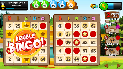Download Bingo Abradoodle : Free Bingo Games MOD APK 7