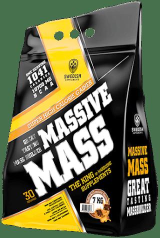 Swedish Supplements Massive Mass