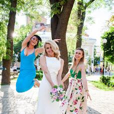 Wedding photographer Lidiya Nasalskaya (DushkaLi). Photo of 15.10.2015