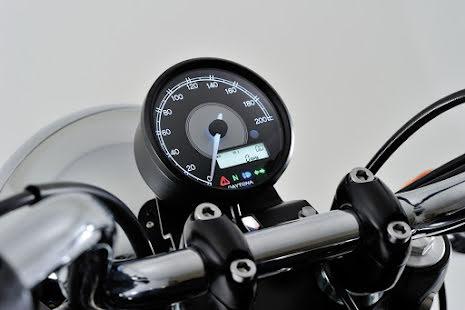 Daytona Velona Hastighetsmätare 200km/h med varvräknare