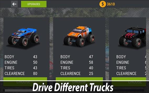 Offroad Rock Crawler Driving apk screenshot