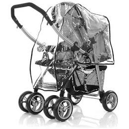 Husa universala de ploaie pentru carucior bebe