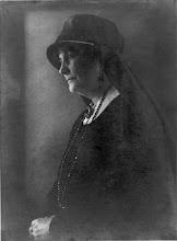 """Photo: Astrid Ehrencron-Kidde,  f. Ehrencron-Müller, 4/1-1871 til 20/6-1960, forfatter og oversætter. Debut: """"Æventyr"""" 1900 Hovedværk:   """"Martin Willéns underlige Hændelser"""" 1911-1919."""