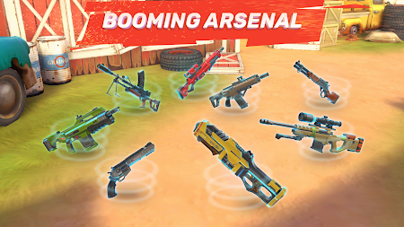 Guns of Boom - Online PvP Action APK screenshot thumbnail 5