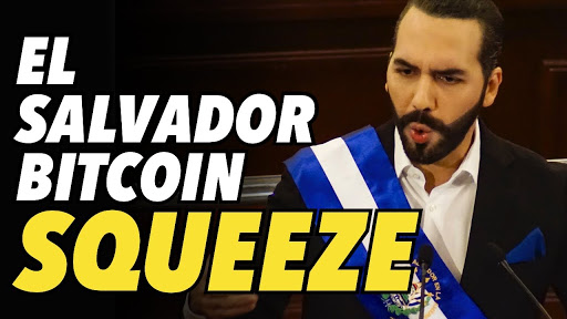 World Bank rejects El Salvador. IMF squeezes country to reject Bitcoin
