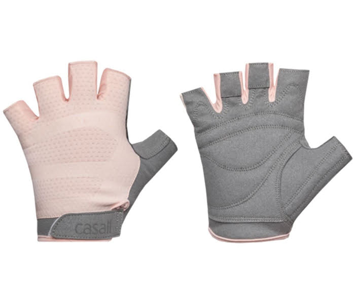 Casall Exercise glove WMNS - Lucky pink/grey