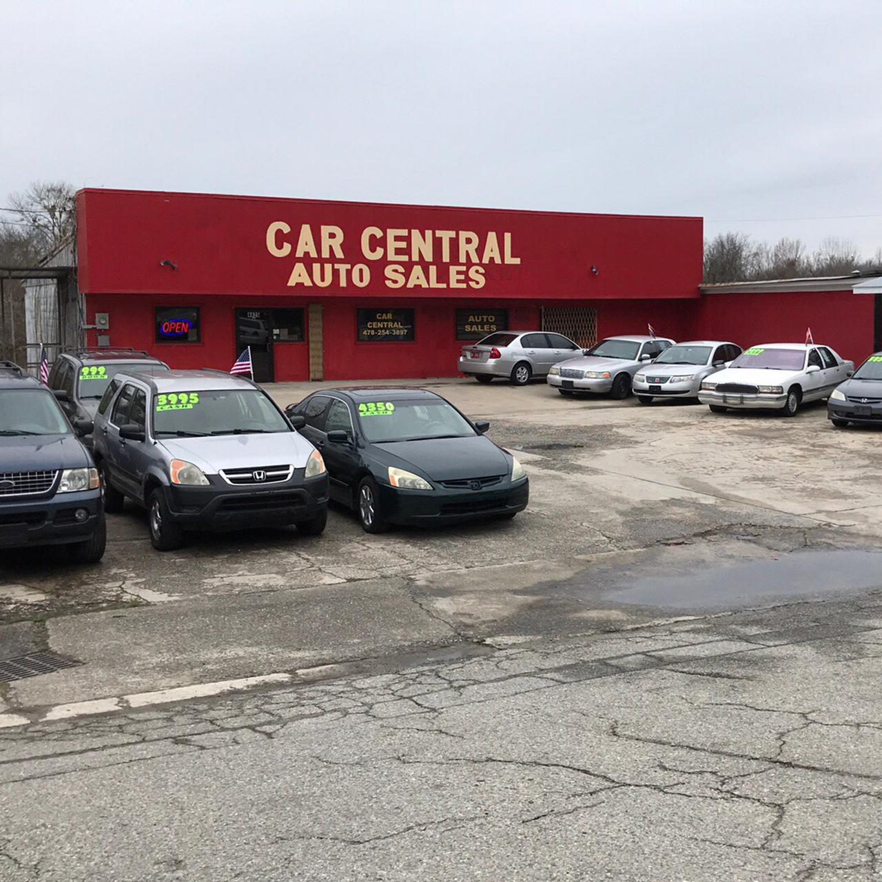 Central Auto Sales >> Car Central Auto Sales Used Car Dealer In Macon