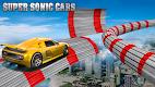 screenshot of Crazy Car Impossible Track Racing Simulator