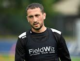 Enes Saglik quitte Charleroi pour l'Excel Mouscron