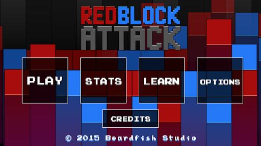 Red Block Attack Lite