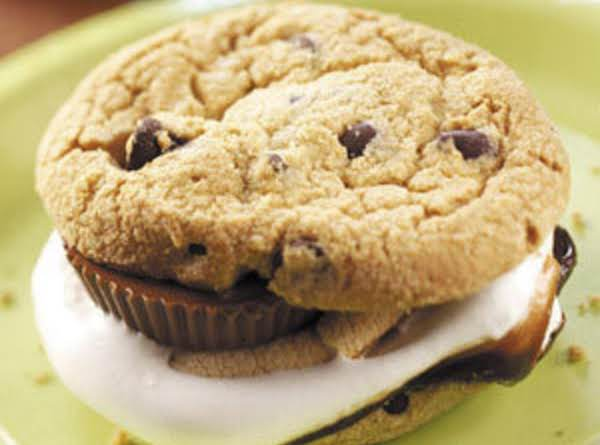 Peanut Butter Cup S'mores #2