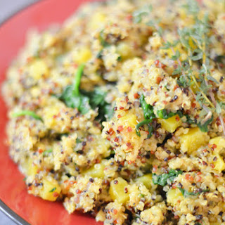 Golden Beet Quinoa