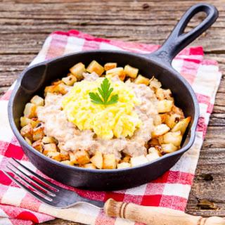 Southern Sausage Breakfast Poutine