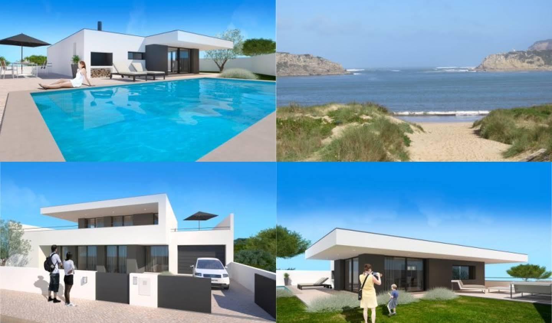 House with garden and terrace Salir do Porto