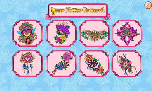 Princess tattoo artist Apk Download 21