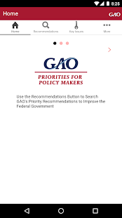 Priorities For Policy Makers- screenshot thumbnail