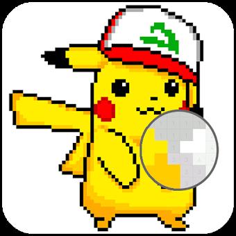 Pixel Art: Pokemon