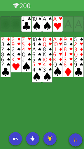 FreeCell android2mod screenshots 1