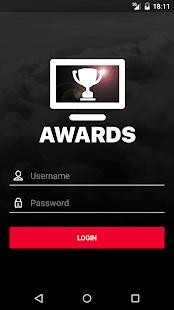 Awards Screeners - náhled