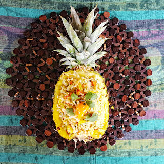 Coconut & Pineapple Fried Rice.