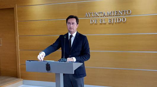 El alcalde de El Ejido, absuelto de todos los delitos