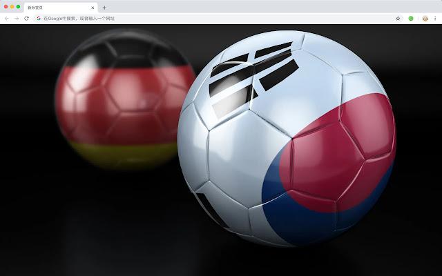 Football New Tabs HD Hot Sports Theme