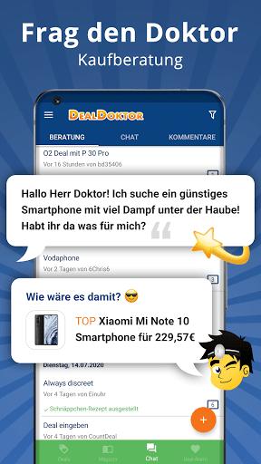DealDoktor » Schnäppchen, Kostenloses, Gutscheine 5.5.5 screenshots 4