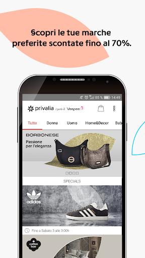 Privalia - Outlet con i migliori marchi di moda 4.9.3 gameplay | AndroidFC 1