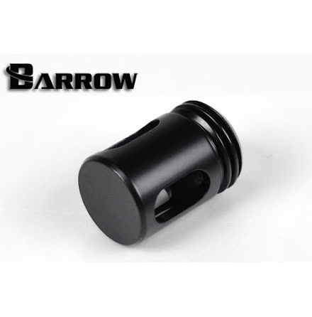 "Barrow antisyklon, 1/4""BSP, Black"